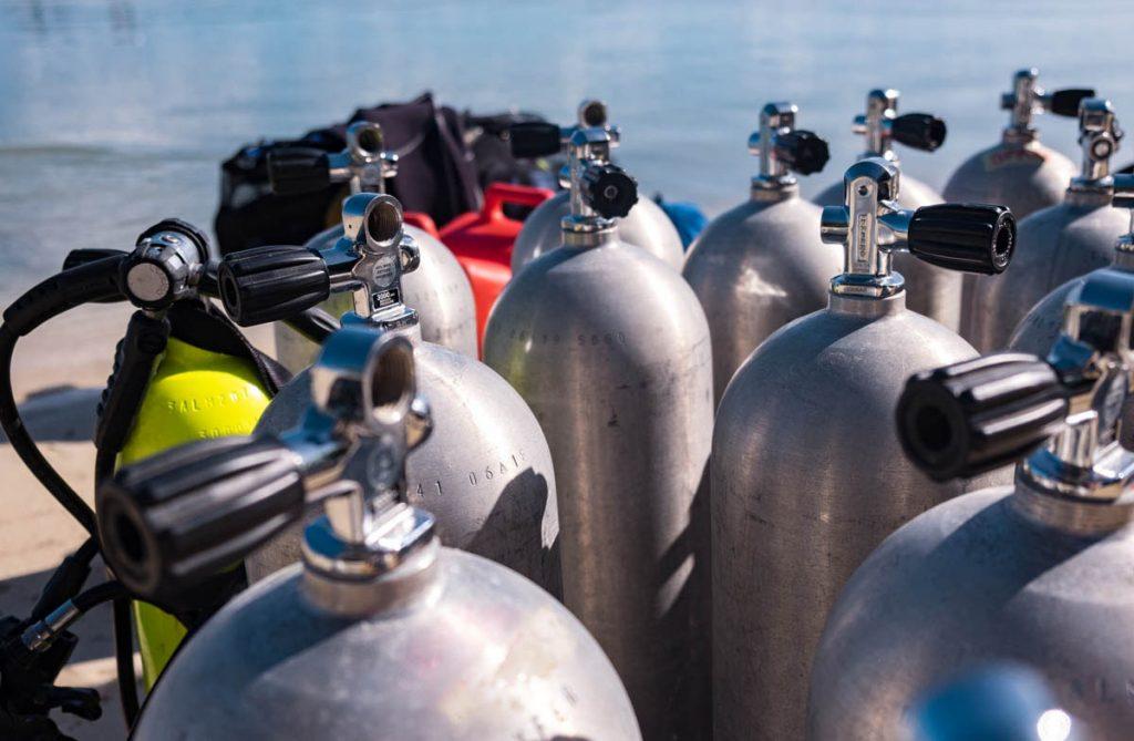 Open Water Scuba Certification