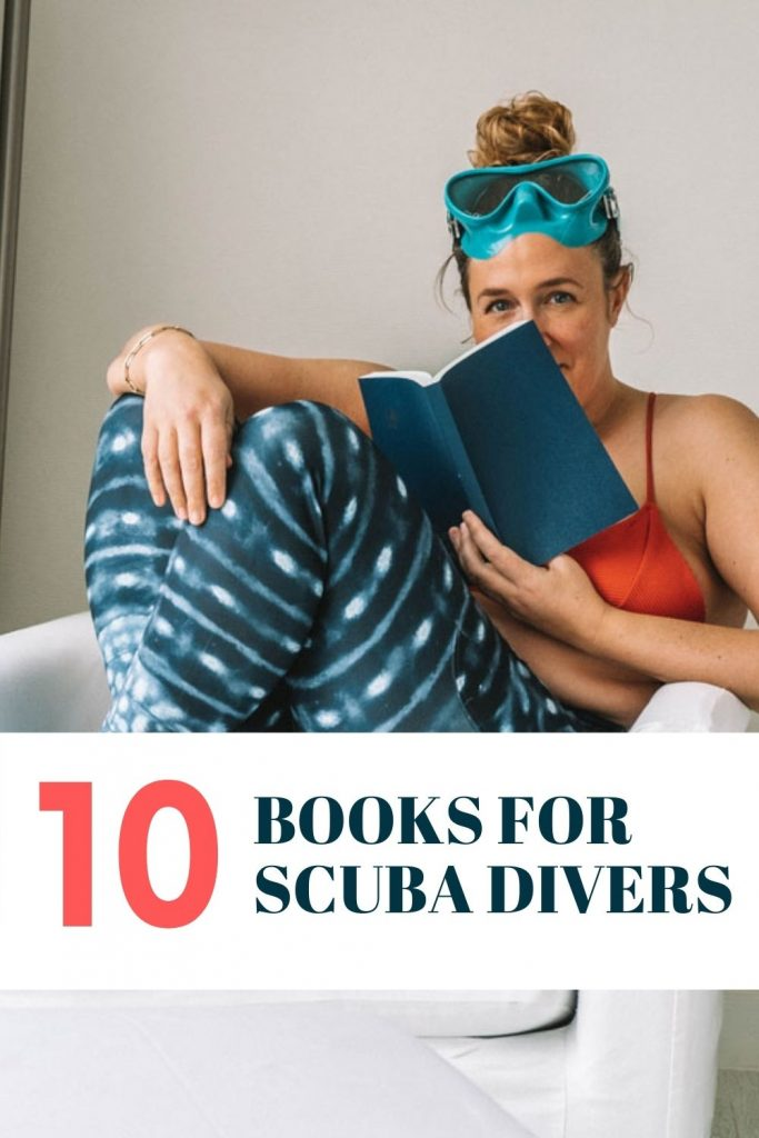 Pin for Books for divers