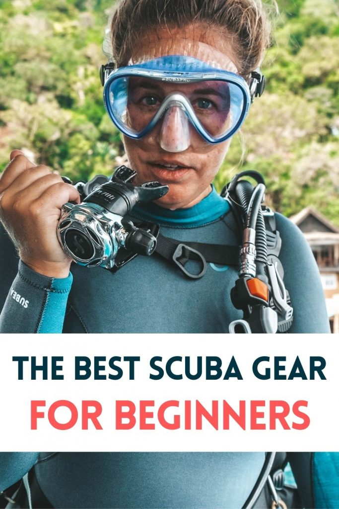 Pin for Scuba Gear for Beginners.